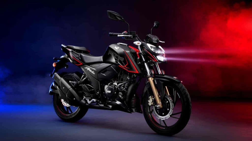TVS Apache RTR 200 4V prices revised; festive offers announced
