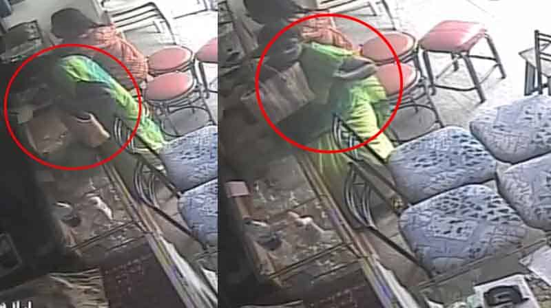 Tirupur Theft - Updatenews360