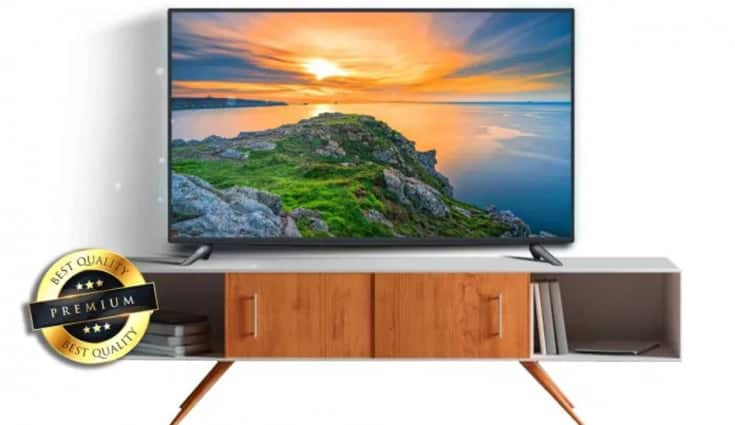 Ubon 40 inches Smart LED TV launched in India at a starting price of Rs 18,999