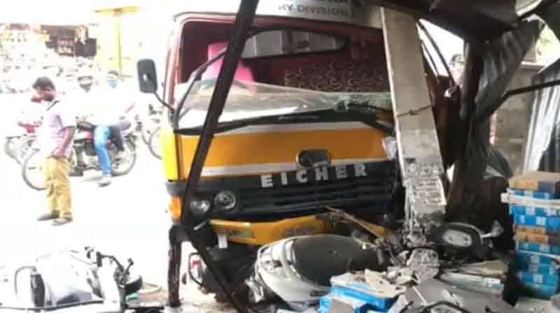 Van Accident - Updatenews360