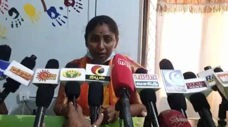 Veerappan Daughter - Updatenews360