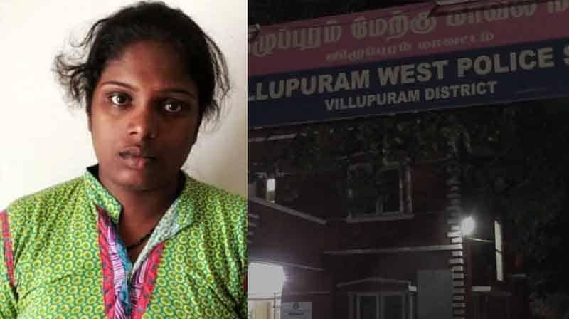 Villupuram Mother Arrest - Updatenews360