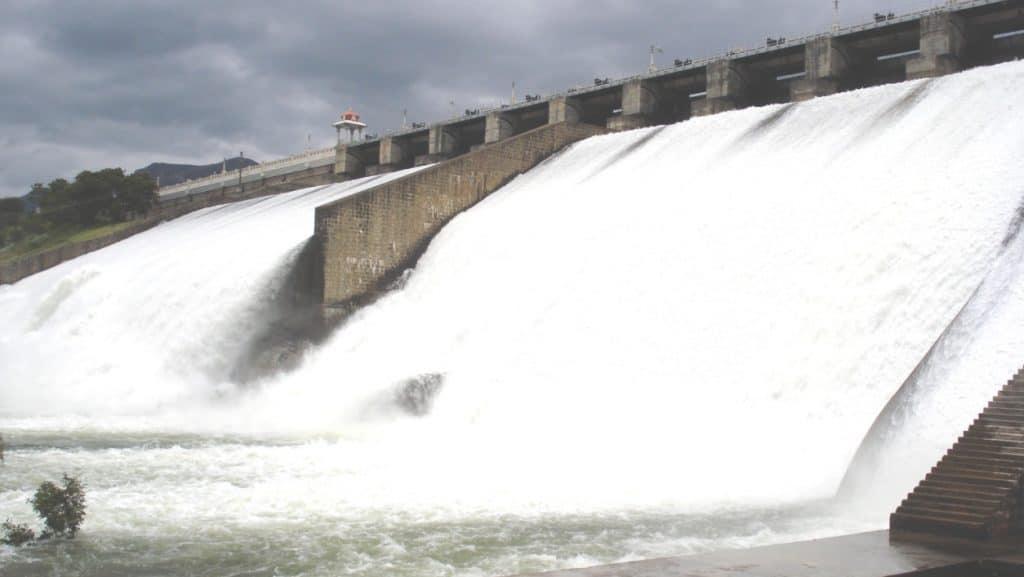 aliyar dam water - updatenews360