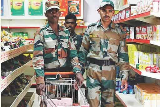 army canteen - updatenews360