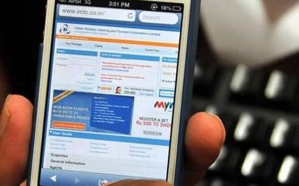 irctc booking online - updatenews360