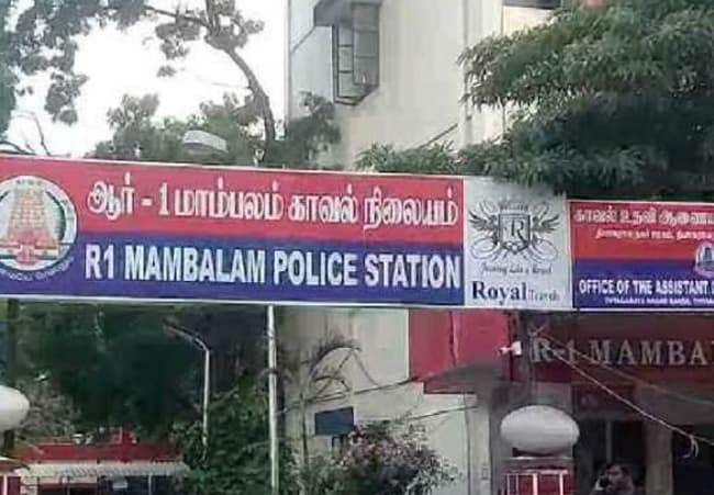 mambalam police - updatenews360