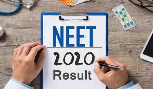 neet result - updatenews360