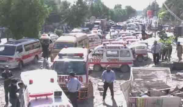 pak karachi blast - updatenews360