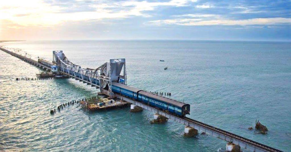 pamban bridge - updatenews360