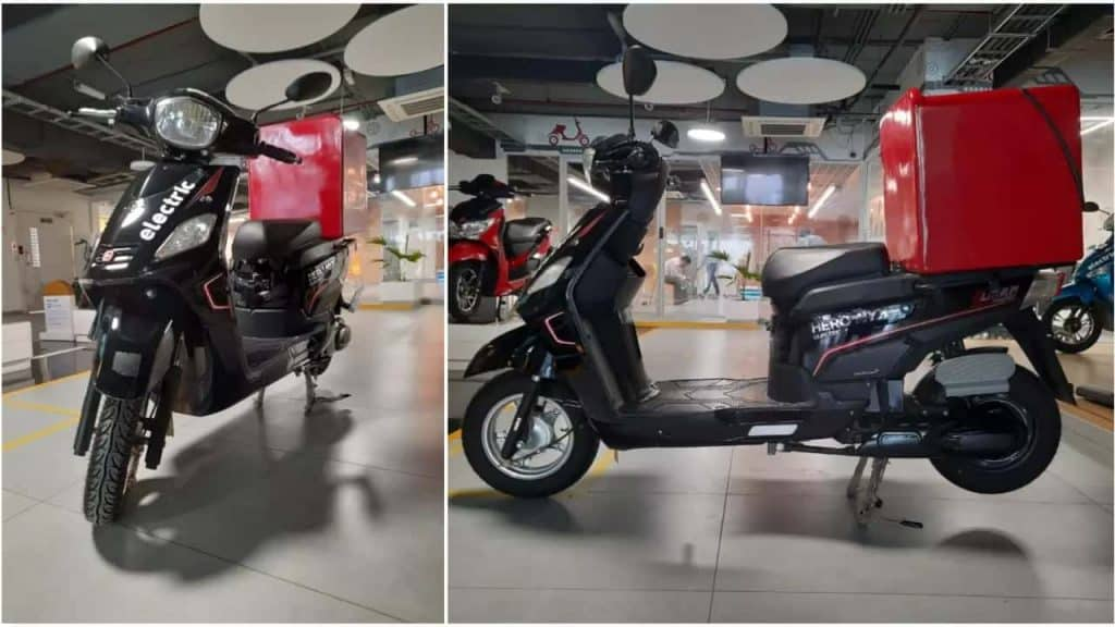 Hero Nyx-HX e-scooter launched