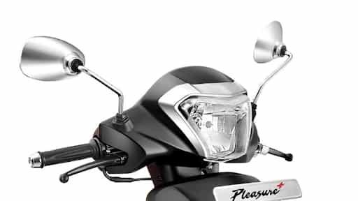 Hero Pleasure Plus Platinum variant launched