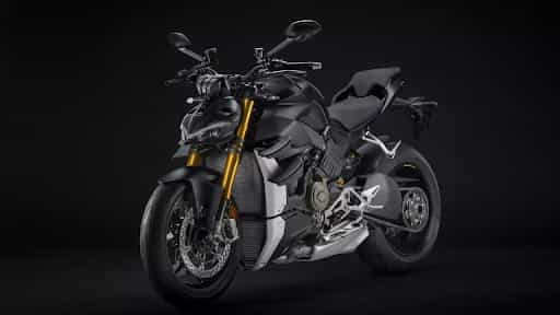 2021 Ducati Streetfighter V4 S Image Gallery