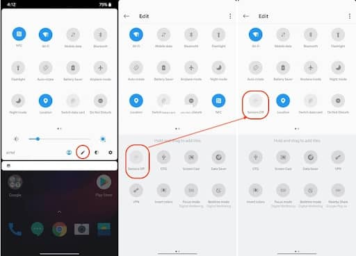 How to Turn Off All Sensors on Android Smartphone