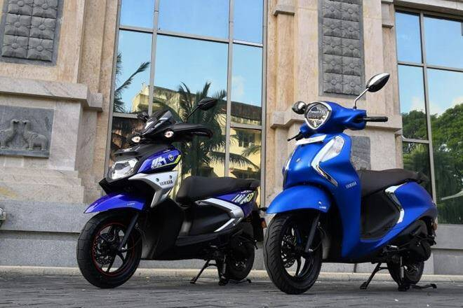 Yamaha 125cc scooters available with festive season benefits