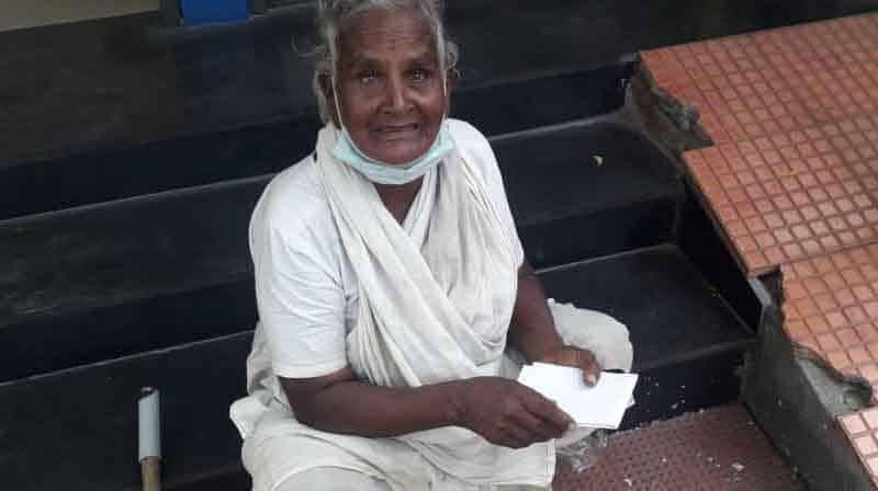 102 old Woman - Updatenews360
