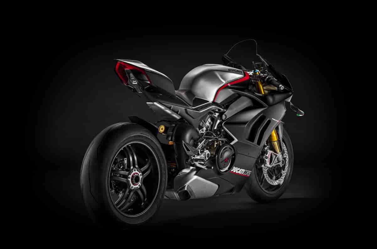New Ducati Panigale V4 SP revealed