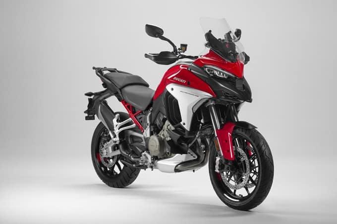 New Ducati Multistrada V4 revealed