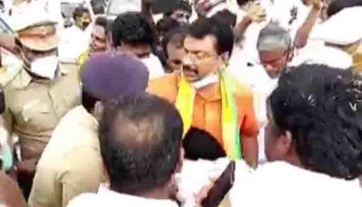 BJP Arrest - Updatenews360