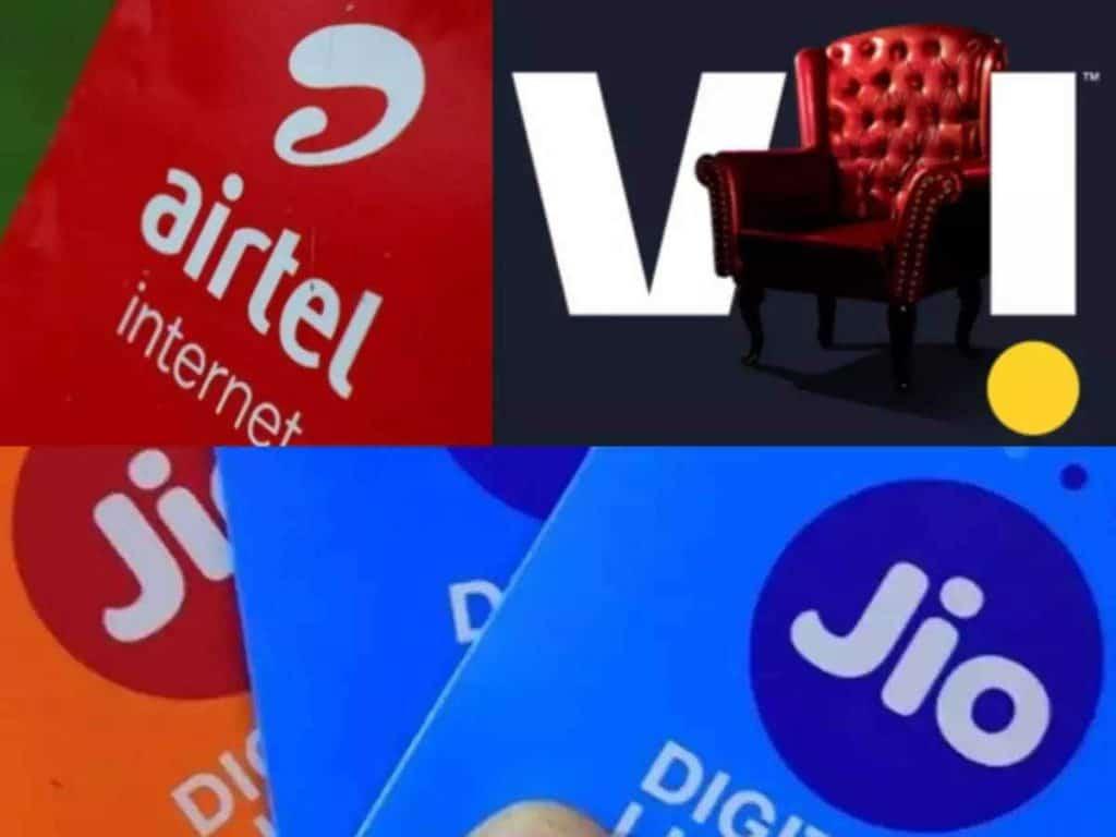 Best Jio, Vi, Airtel prepaid recharge plans under Rs. 100