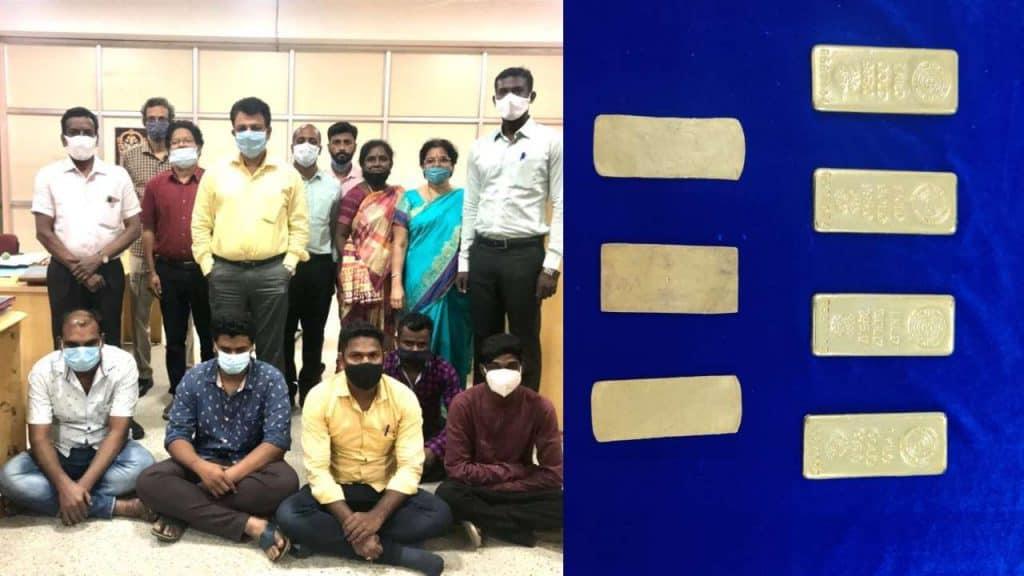 Chennai_Airport_Gold_Smuggling_UpdateNews360