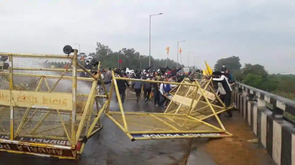 Delhi_Haryana_Border_Protest_UpdateNews360