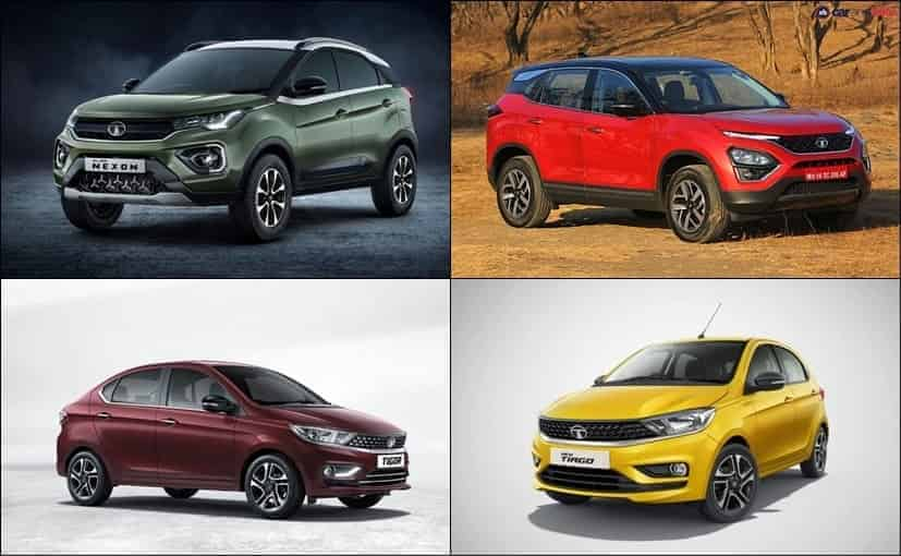 Discounts up to Rs 65,000 on Tata Harrier, Nexon, and Tiago in November 2020
