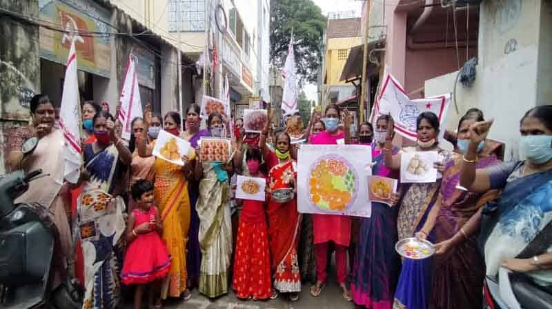 Diwali Sweets Protest - Updatenews360