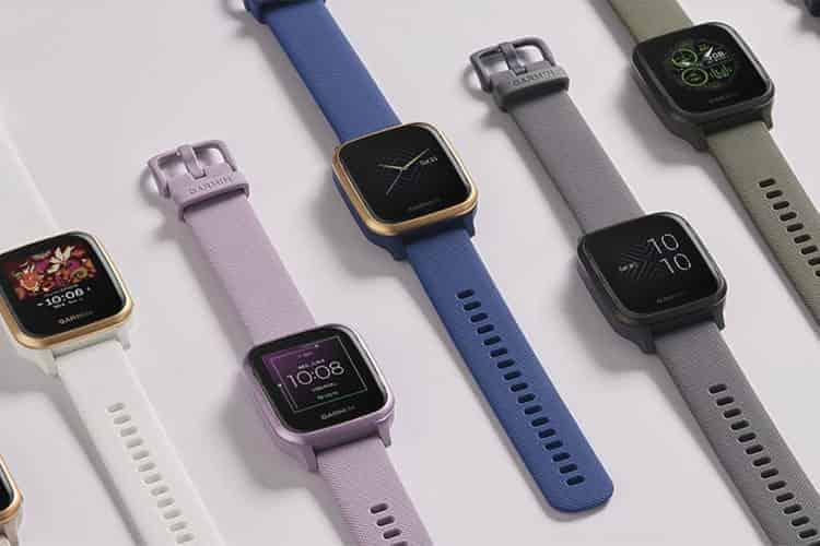 Garmin Launches the New Venu SQ Smartwatch