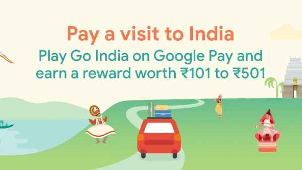 How To Play 'Go India' Game And Get Rewards