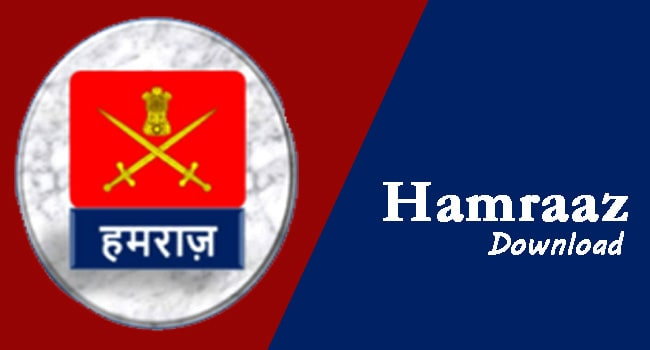 How To Download Hamraaz Army App Latest Version