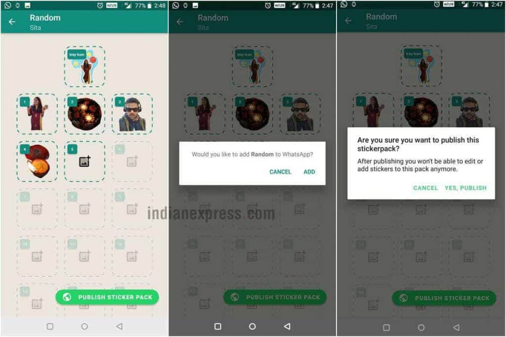 How To Download And Send Diwali 2020 WhatsApp Stickers
