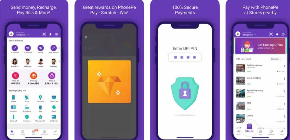 How To Transfer Money To Bank Account Via PhonePe On Smartphones