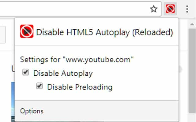 How to stop autoplay audio and video on any website
