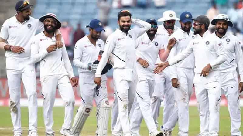 India Test - Updatenews360