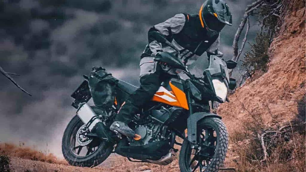 KTM 250 Adventure launched in India at Rs 2,48,256