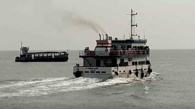 Kanyakumari Boat - Updatenews360