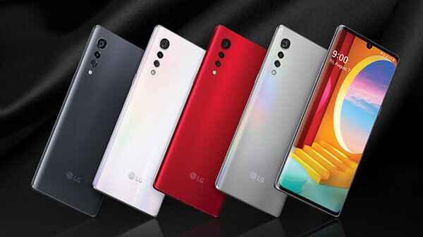 LG Velvet pre-orders begin in India via Flipkart
