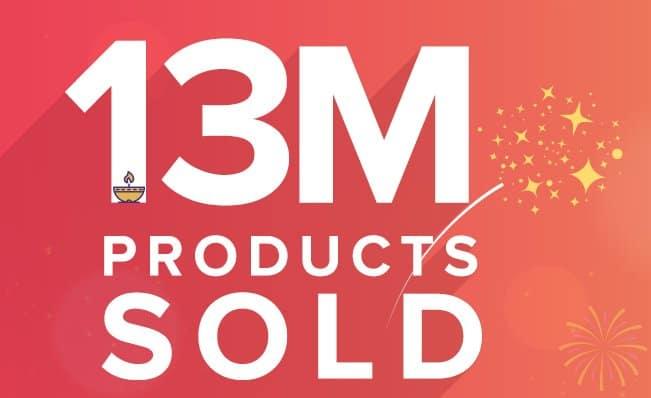Mi India sold more than 13 million devices during Diwali festival season