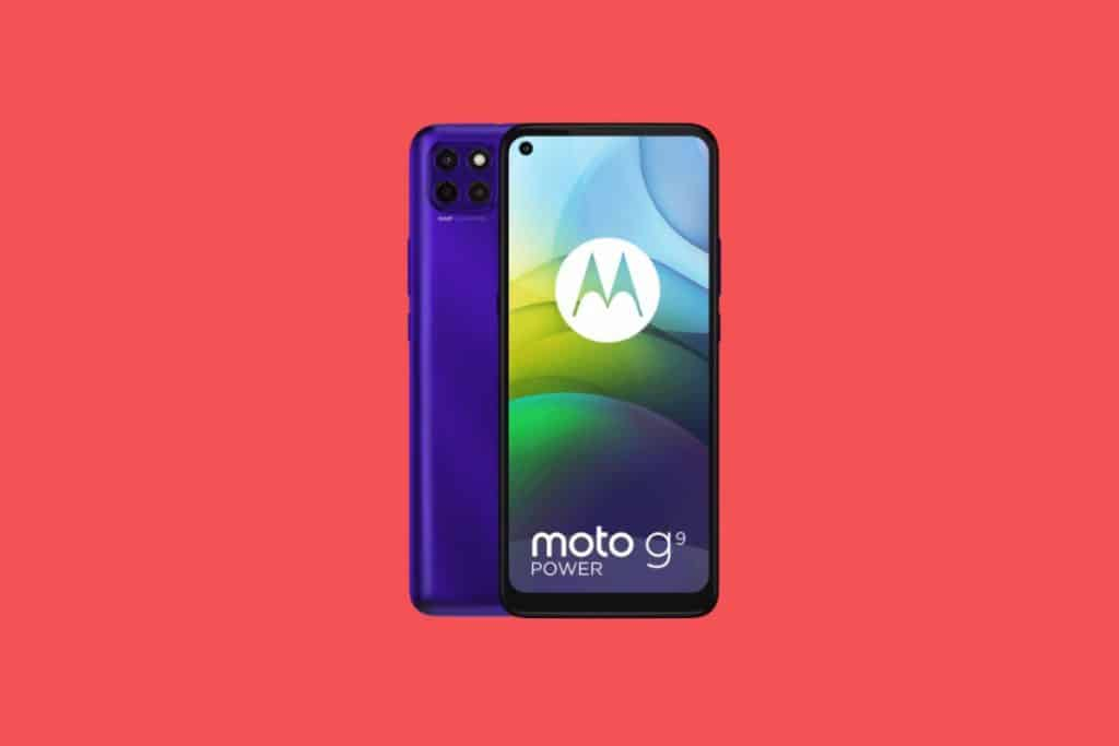 Moto G9 Power announced with 6000mAh battery, 64MP triple rear cameras