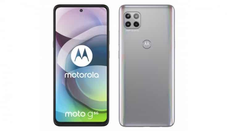 Motorola announces Moto G 5G with Snapdragon 750G SoC, 5,000mAh battery