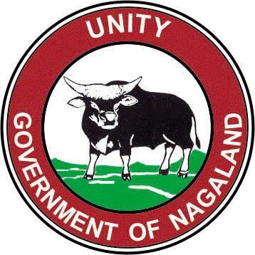 Naglaand Govt Logo - updatenews360