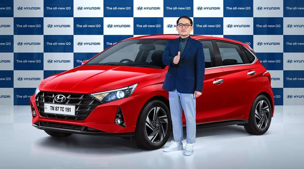 New 2020 Hyundai i20 launched in India