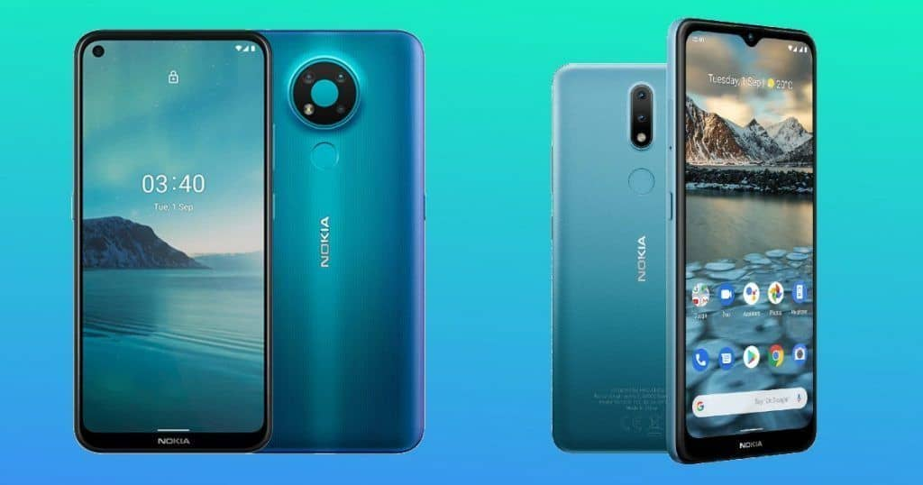 Nokia 2.4 and Nokia 3.4 to launch in India on November 26