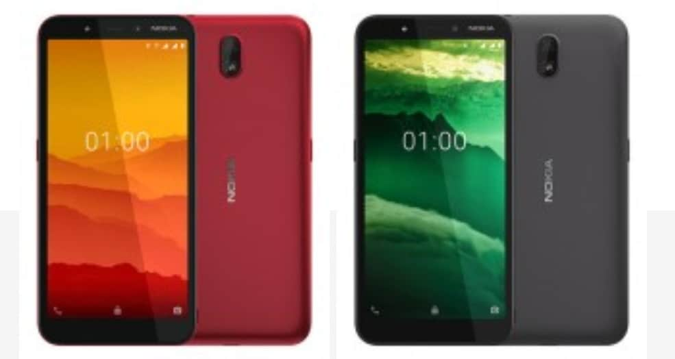 Nokia C1 Plus with Android 10 Go edition, 4G support to launch soon
