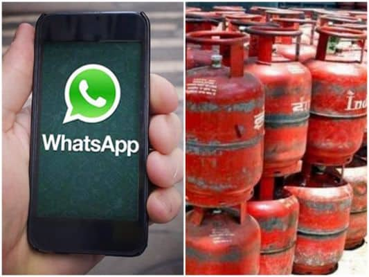Now, LPG cylinders can be booked through WhatsApp, check the process here