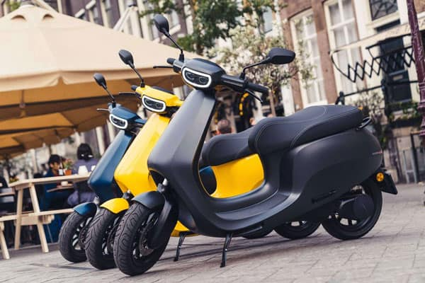 Ola Electric Scooters To Be Launched In India In January 2021