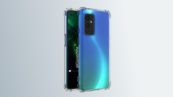 OnePlus 9 Case Renders Reveal Possible Design, Punch-Hole Display And More