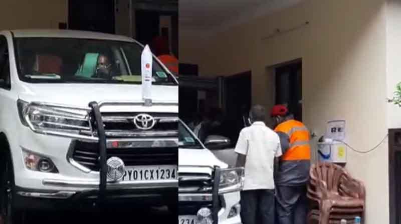 Pondy CM Flood - Updatenews360