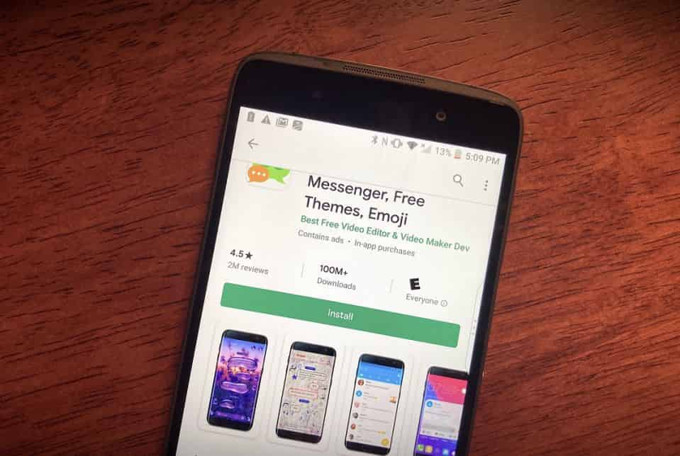 Popular messaging app 'Go SMS Pro' removed from Google Play