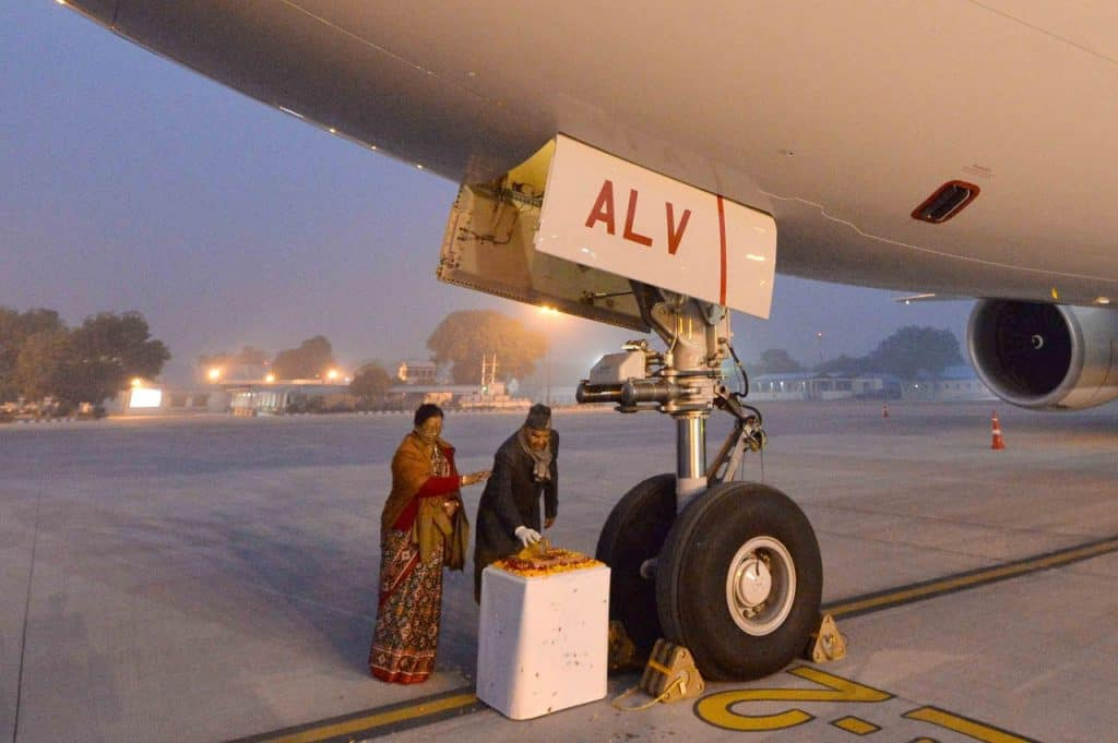 Ramnath_Govind_Inagurates_Air_India_One_UpdateNews360
